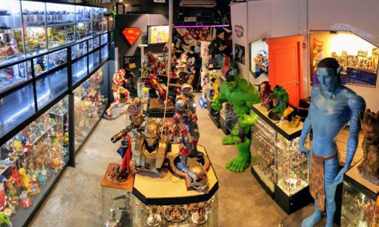 Batcat Toy Museum Bangko