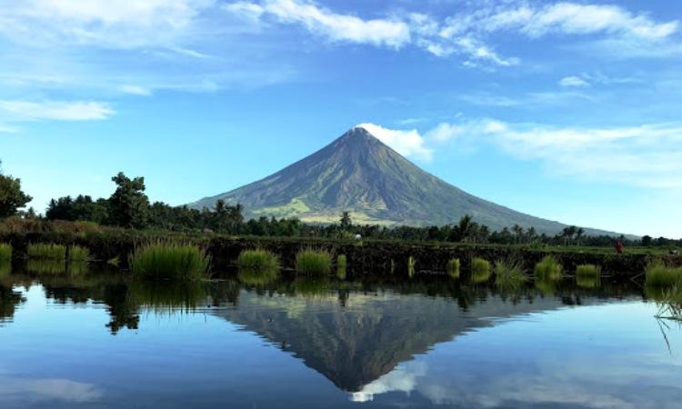 Gunung Mayon