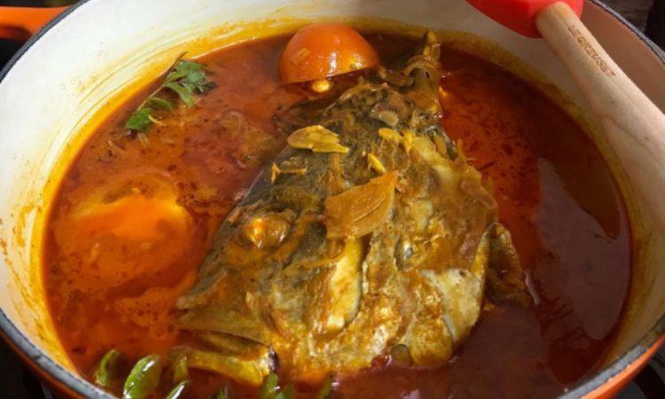 Kari Kepala Ikan