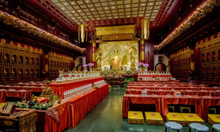 Kuil Buddha Tooth Relic
