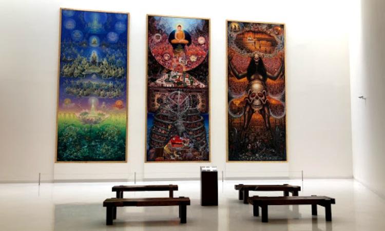 Museum of Contemporary Art Bangkok