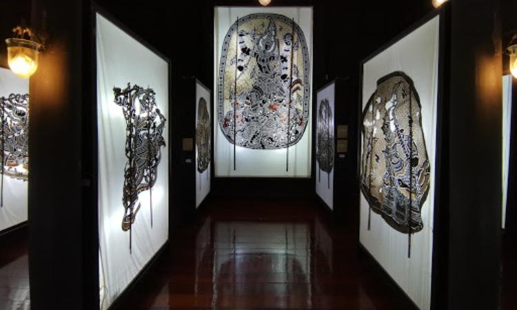 Nang Yai Museum Wat Khanon