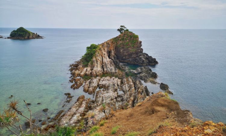 Pantai Pulau Kapas