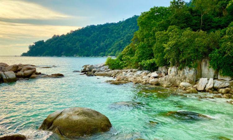 Pantai Pulau Pangkor