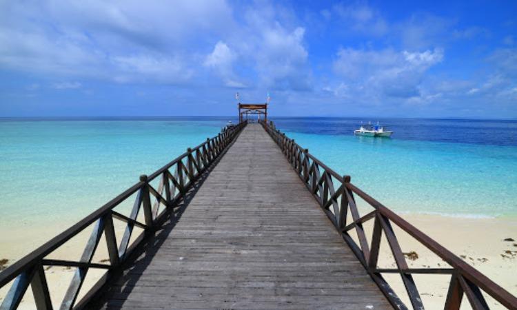 Pantai Pulau Sipadan