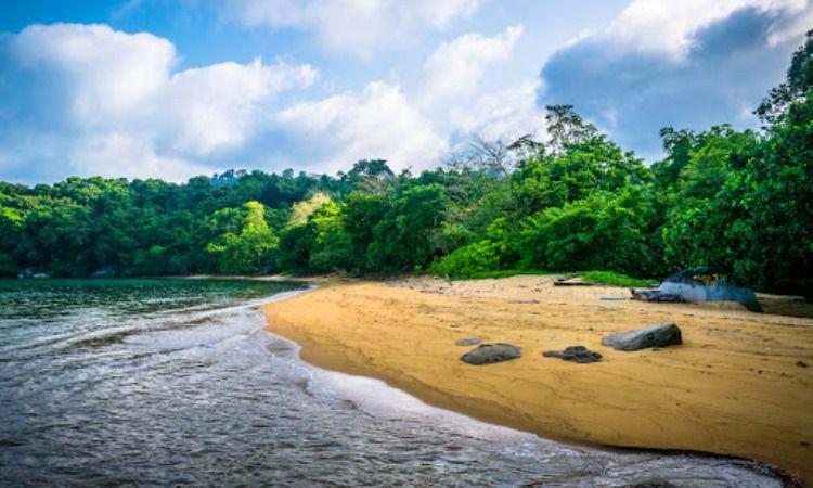 Pantai Pulau Tioman