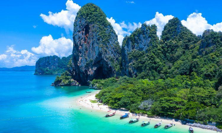 11 Pantai Cantik di Thailand yang Terkenal