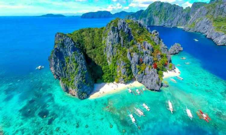 20 Tempat Wisata Menarik di Filipina Buat Liburan
