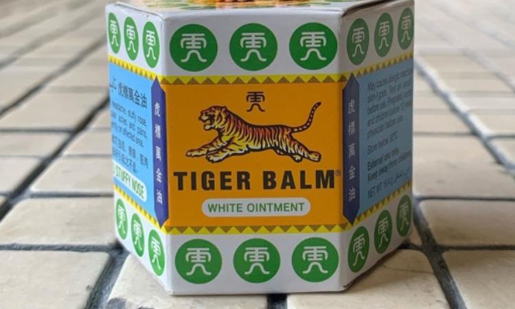 Tiger Balm atau Balsem Harimau