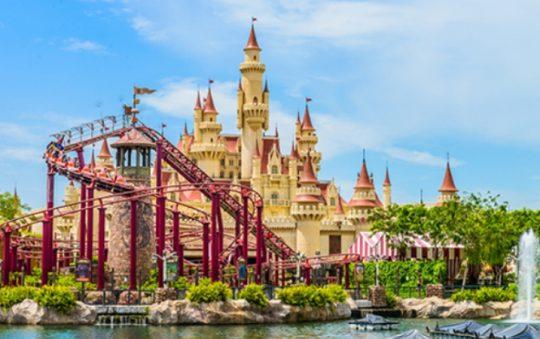 15 Tempat Wisata Menarik di Sentosa Island Singapura Buat Liburan